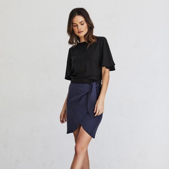 976f5adf5712 VETTA Capsule Skirts | Wrap Skirt Shorts | Poshmark